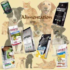 Alimentation ~ Adragna