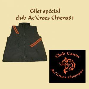 Ac'Crocs Chiens81